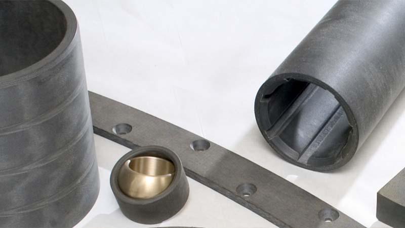 Orkot Marine Bearings 174 For Oil Amp Gas Trelleborg